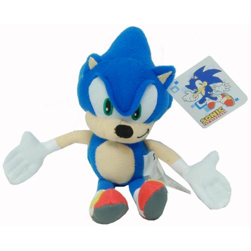 "Sonic The Hedgehog 7"" Plush"