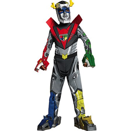 Deluxe Voltron Force Voltron Child Halloween Costume