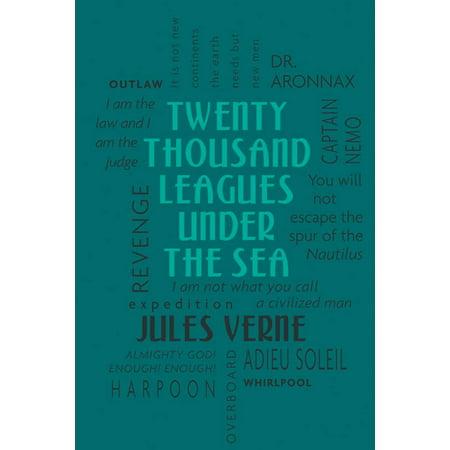 Twenty Thousand Leagues Under the Sea - Under The Sea Paper