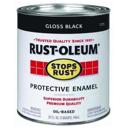 Rust-Oleum Stops Rust Aluminum Protective Enamel, 8 fl