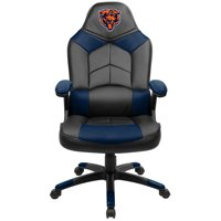 Chicago Bears Oversized Gaming Chair - Black - No Size