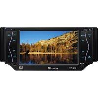 "XO1952NAV 5"" Touchscreen DVD Receiver with SD and AV Inputs"