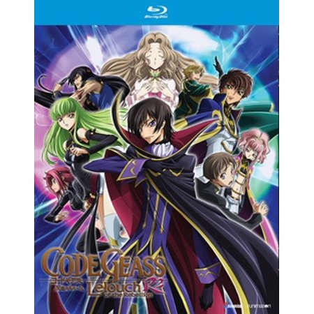 Code Geass Lelouch Of The Rebellion: The Complete Second Season