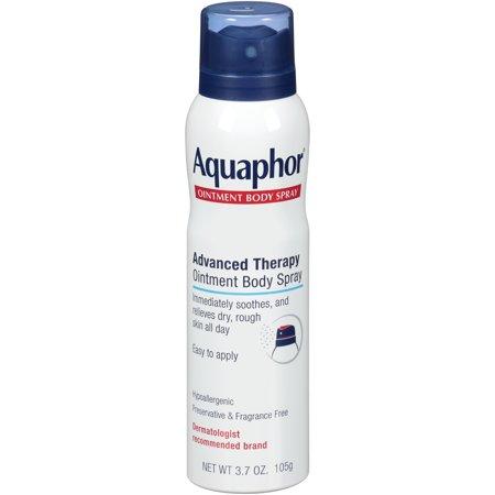 Aquaphor Ointment Body Spray 3.7oz Aerosol Can