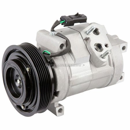 AC Compressor & A/C Clutch For Chrysler Pacifica 2004 2005 2006 2006 Chrysler Pacifica Replacement