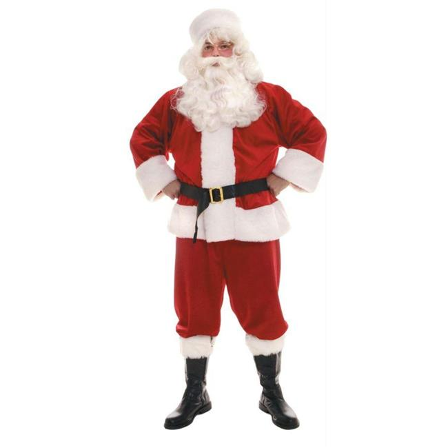 Costumes For All Occasions Ur28645 Santa Suit