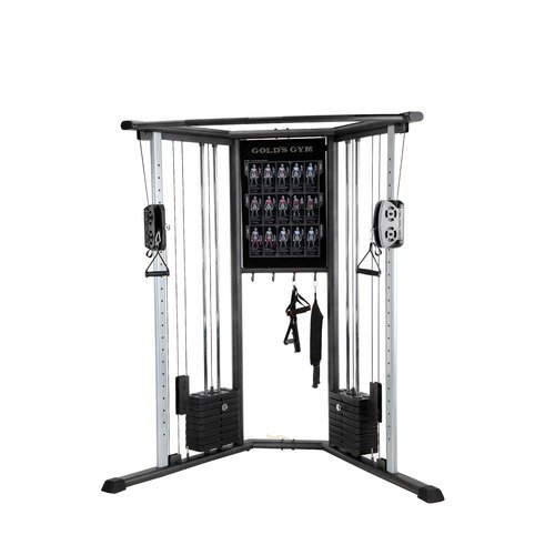 Gold's Gym Platinum Strength Tower
