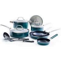 Blue Diamond Cookware Set 12-Piece