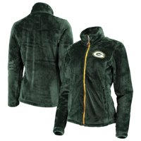 Green Bay Packers G-III 4Her by Carl Banks Women's Goal Line Full-Zip Jacket - Green
