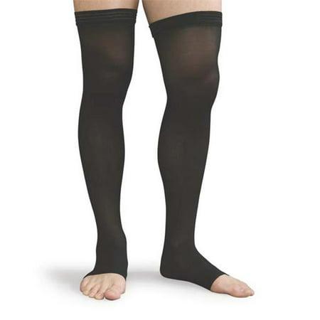 Advanced Orthopaedics OT - 9427 - Bas genoux - compression BL 20 - 30 mm Hg, Noir - Grand - image 1 de 1