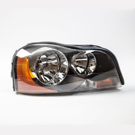 TYC 20-6563-00-1 Right Headlight Assembly for 2003-2013 Volvo XC90 (Volvo Cornering Light)