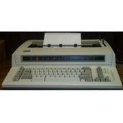 IBM Typewriter Wheelwriter Lexmark Personal Year Warranty