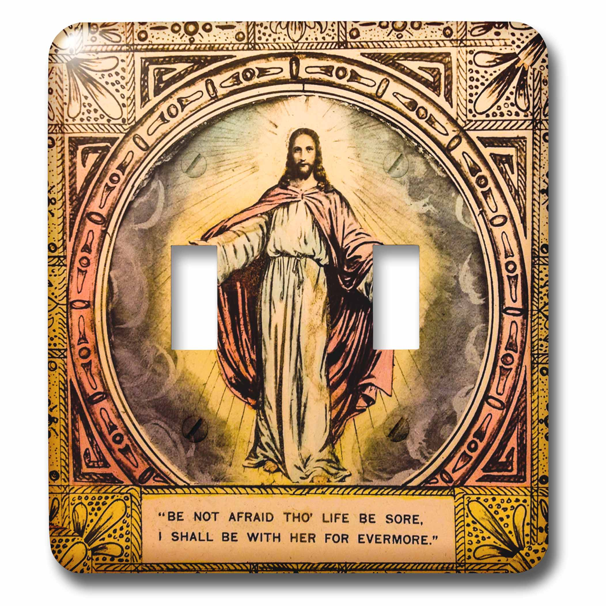 3drose Victorian Magic Lantern Show Series The Gift Jesus Christ