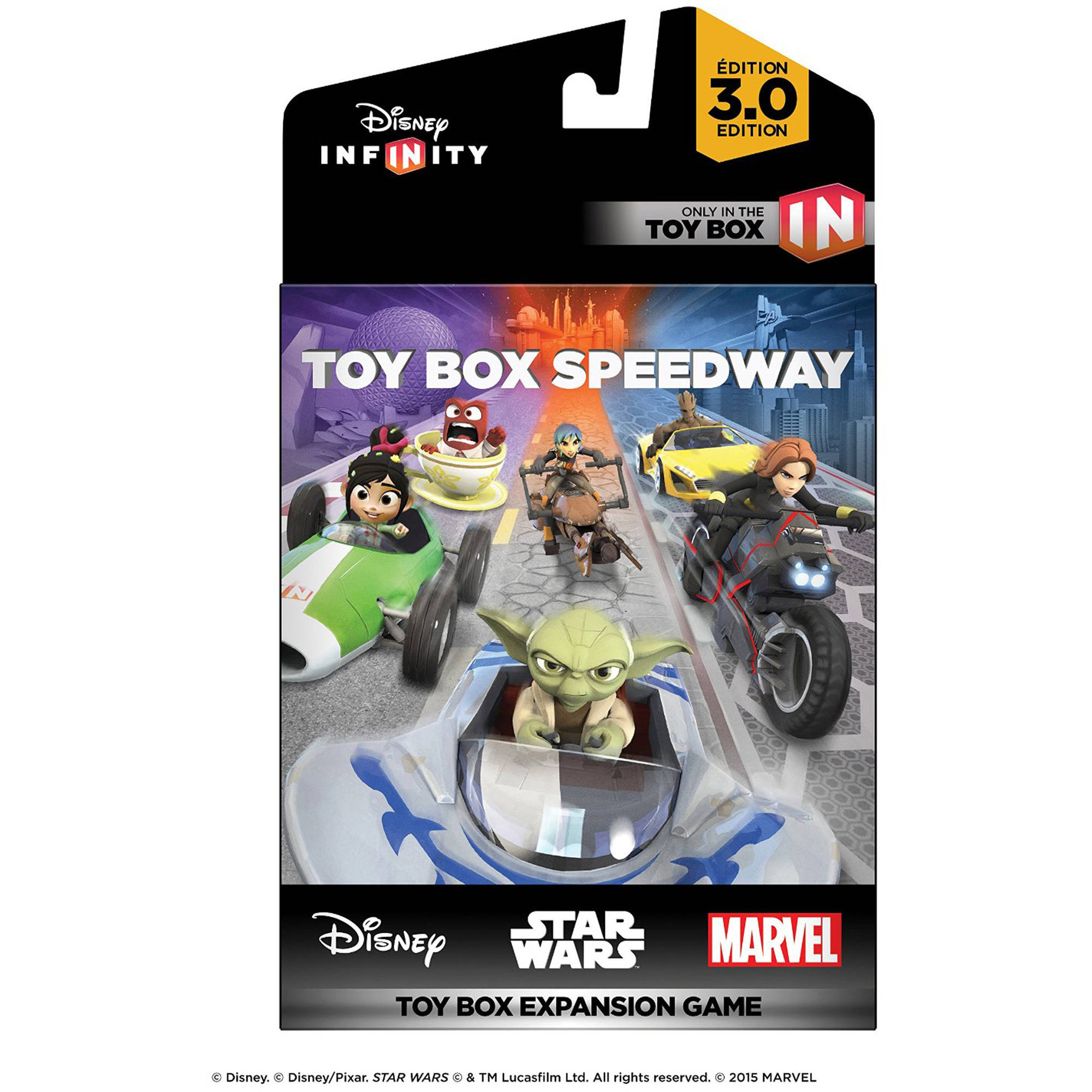 Disney Infinity 3.0 Edition Toy Box Speedway
