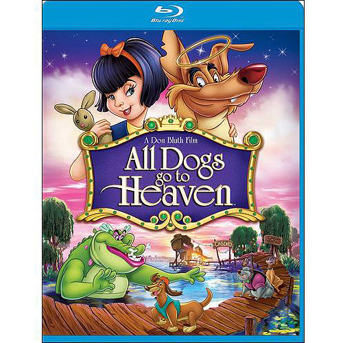 All Dogs Go To Heaven (Blu-ray) (Widescreen)