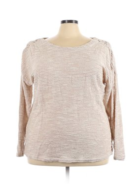 Pre-Owned Maurices Women's Size 24 Plus Pullover Sweater
