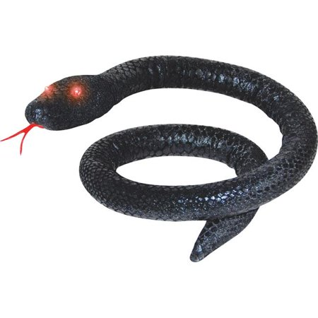 Black Snake with Light Eyes Costume