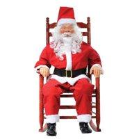 Life-Size Rockin Chair Santa Boxed Prop