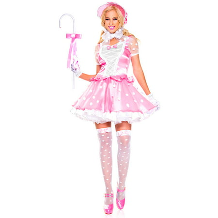 Sexy Little Bo Peep Costume](Little Bow Peep Costumes)