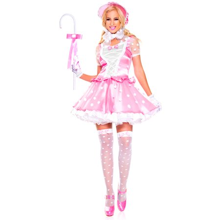Sexy Little Bo Peep Costume - Bo Peep Halloween Costumes Adults
