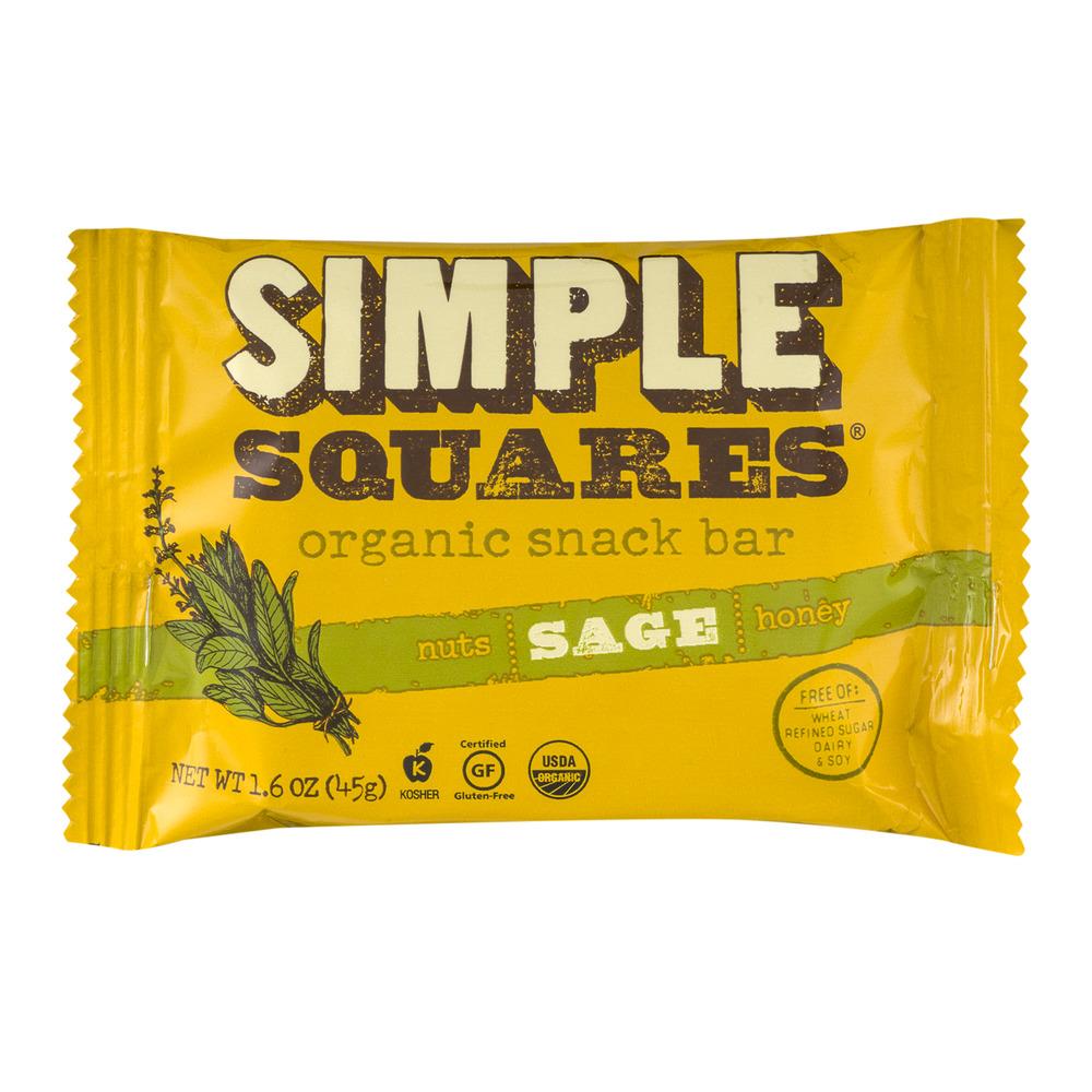 Simple Squares Sage, 1.6 OZ