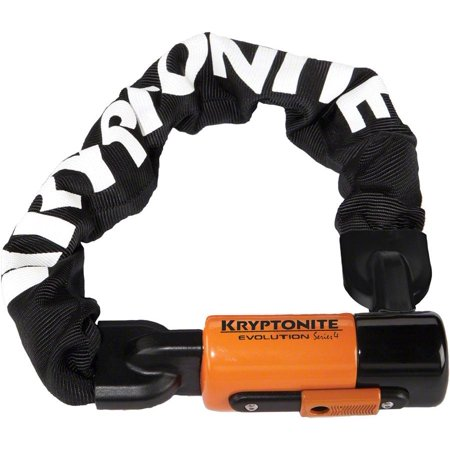 Kryptonite 1055 Evolution Mini Series 4 Chain Lock: 1.8'