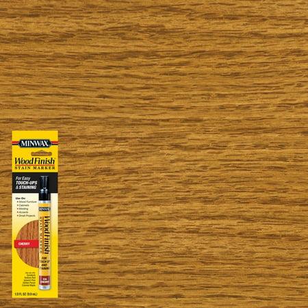 Staining Cherry Wood - Minwax® Wood Finish™ Stain Marker Cherry, 6-Pk