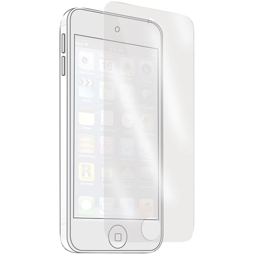 Scosche iPod touch klearCOAT Ultra-Clear Screen Protectors, 2pk