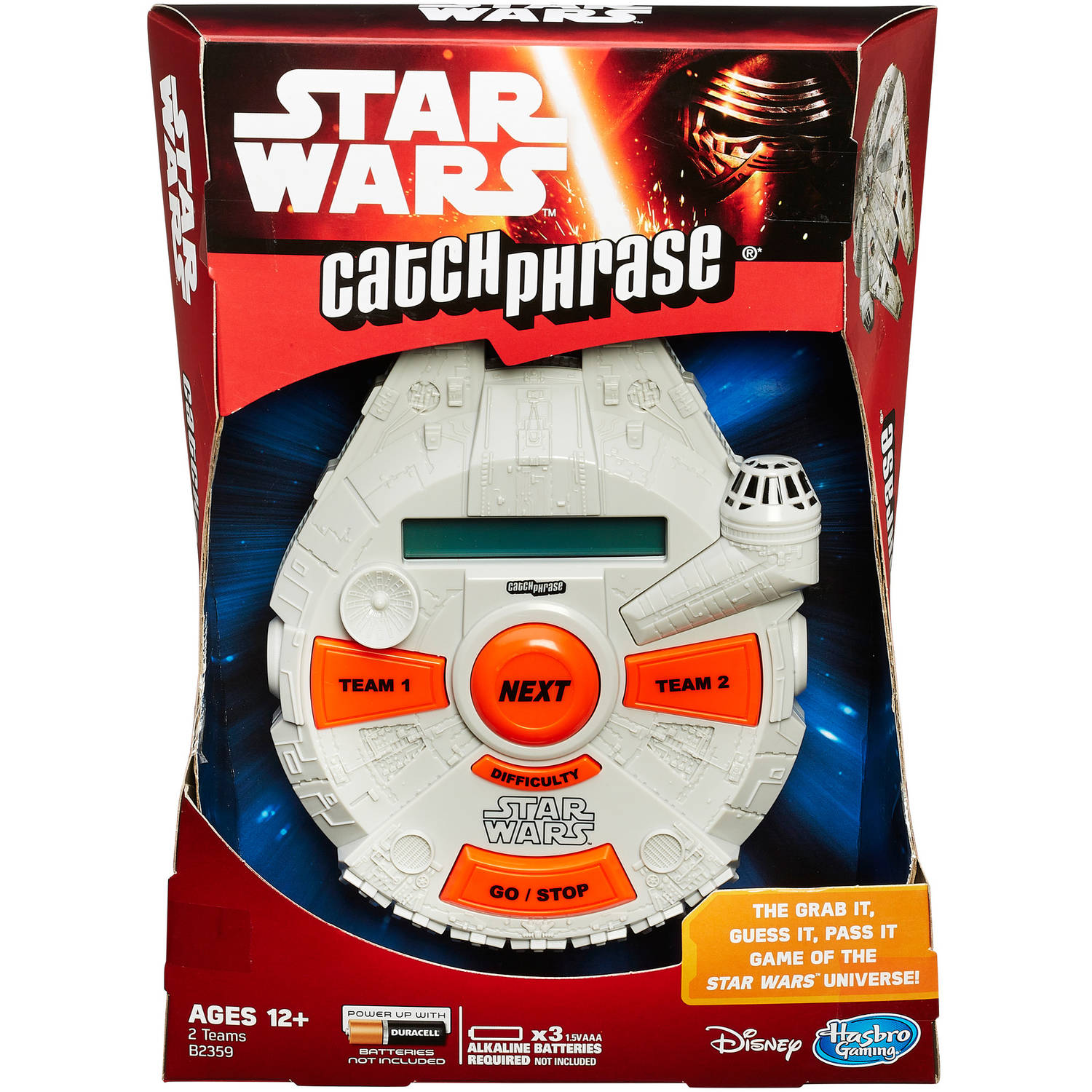 Star Wars Catch Phrase Game & Star Wars Loopin' Chewie