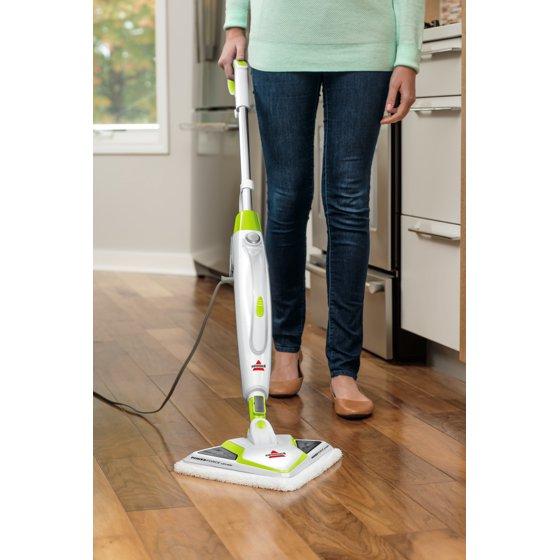 Bissell Powerforce Steam Mop Hard Floor Cleaner 2078 Walmart