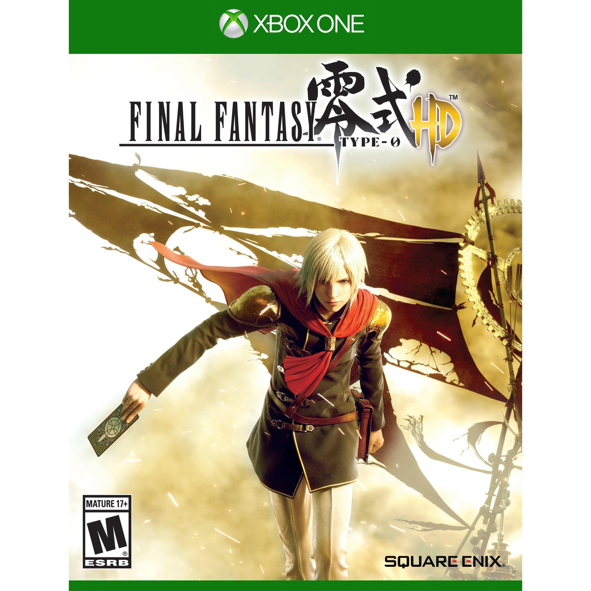 Final Fantasy Type-0 HD (Xbox One)
