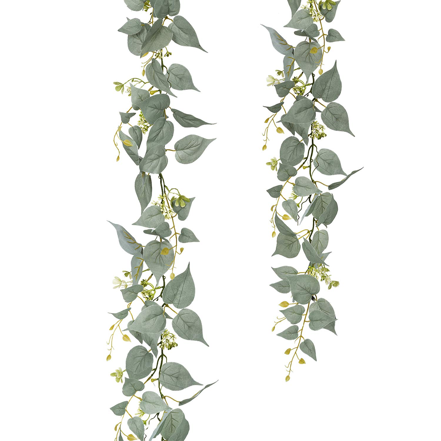 Hanging Vine Garland Greenery 6 Ft Arrificial Vines Plant Floral Garland Wedding Vine Leaves String In Green For Indoor Outdoor Wedding Decor Party Supplies Greenery Crowns Wreath Walmart Com Walmart Com