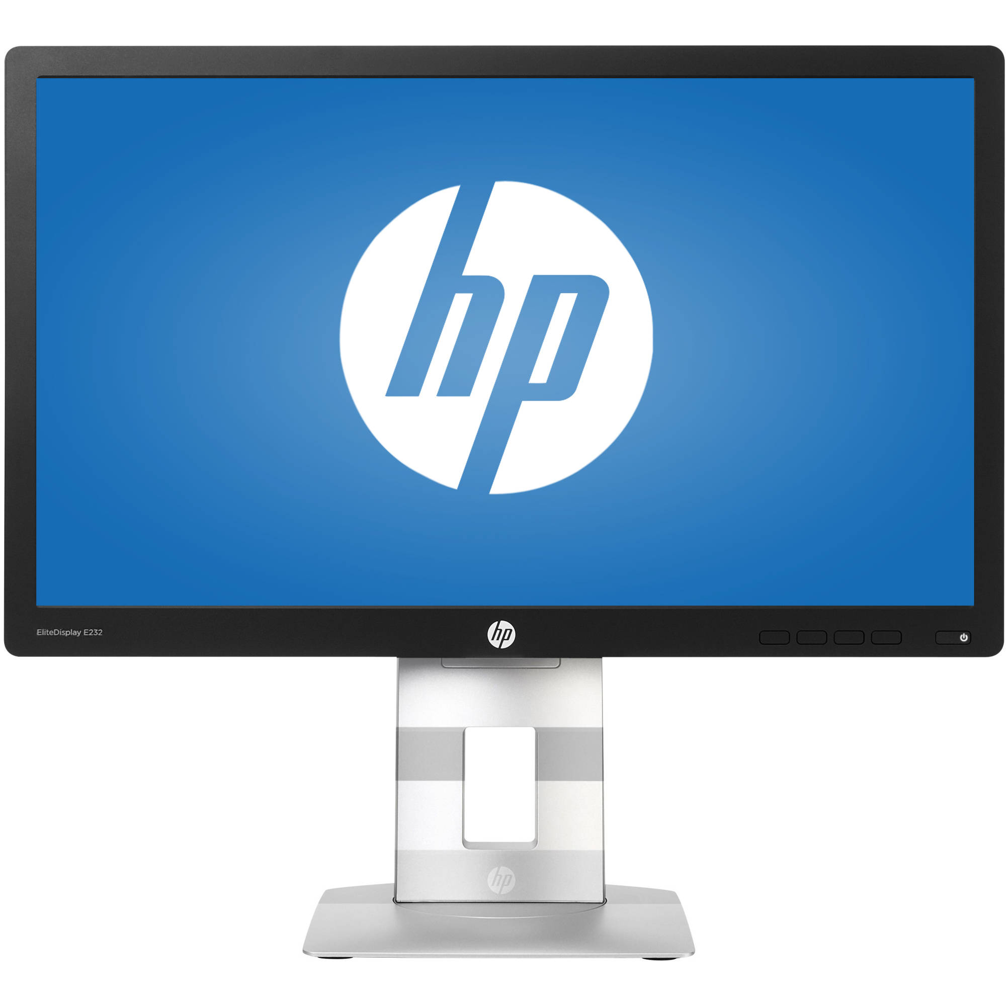 "HP EliteDesk 23"" LED LCD Widescreen Monitor (E232 Black)"