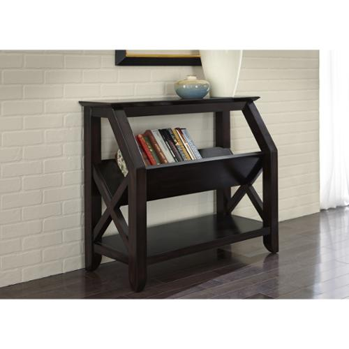 Liberty Furniture Industries Liberty Piedmont Dark Mocha Bookshelf