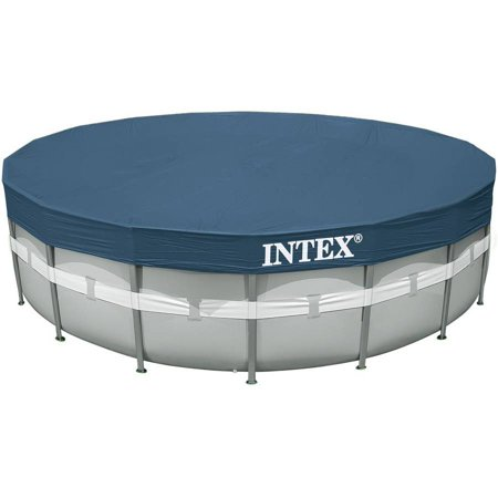 intex 14 x 42 ultra frame above ground swimming pool with filter