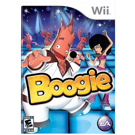 Boogie (Game Only) (Wii) - Pre-Owned
