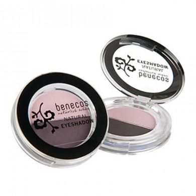 Natural Duo Eyeshadow - Fruits Benecos 1 Each
