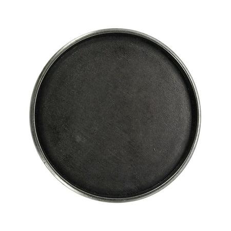 CTM® Blank Round Belt Buckle