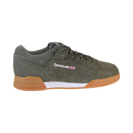 Reebok Workout Plus SG Unisex Shoes Army Green/White/Gum cn1053 (Sonnenbrille Sg)