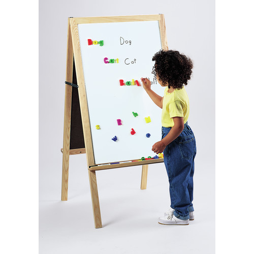 Constructive Playthings Folding Board Easel