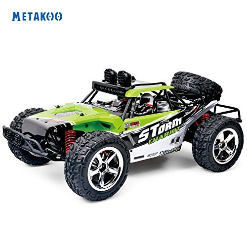 Metakoo Storm Off Road RC Car Fast Race Car 40km/h Green