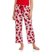 Hello KittyWomen's Capri Sleep Pant