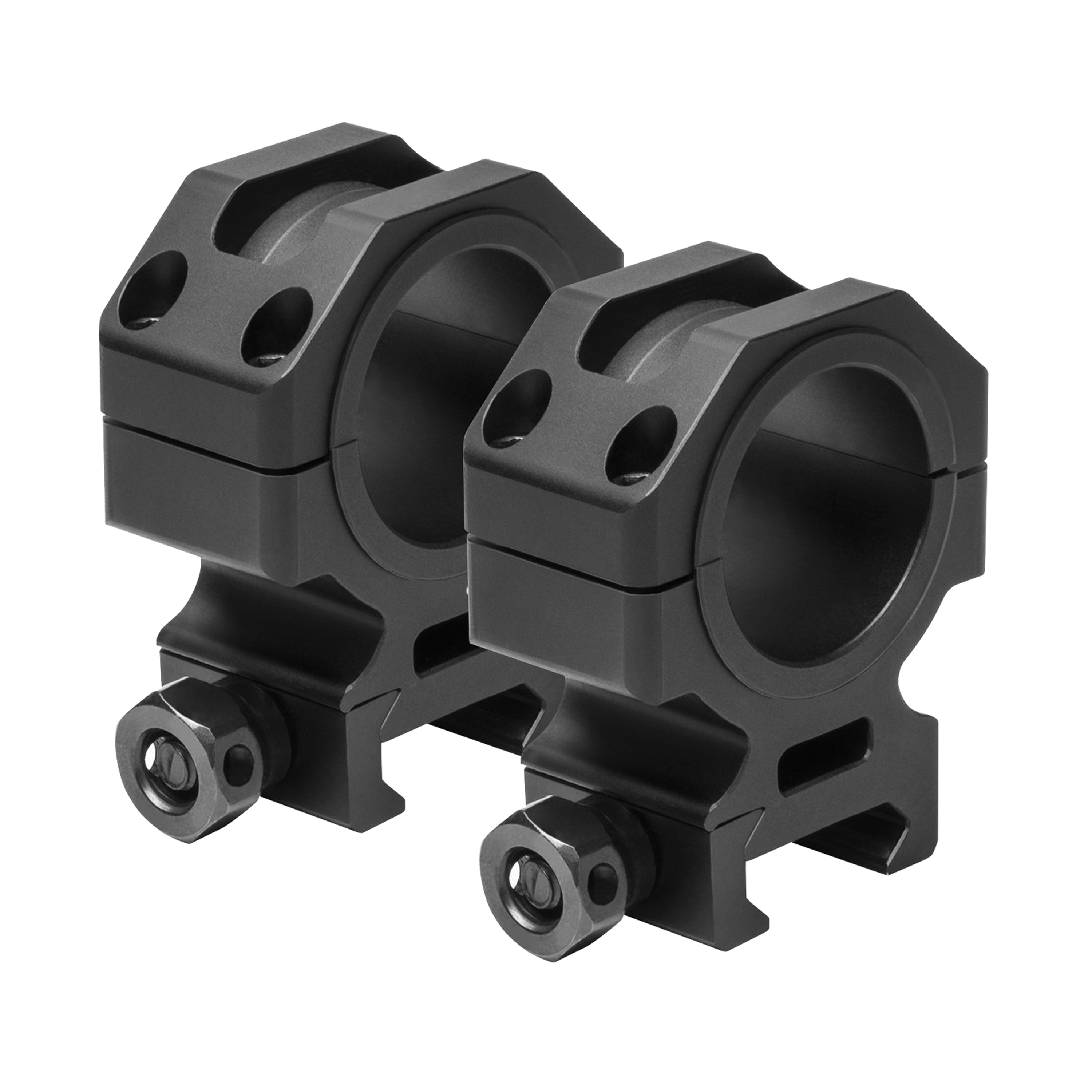 "NcStar 30mm Tactical Rings 1.1"" Height VR30T11"
