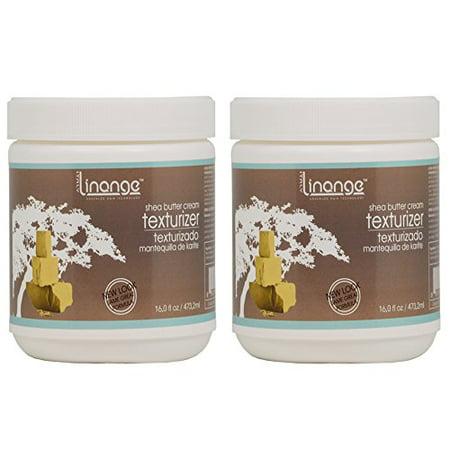 Linange Shea Butter Cream Texturizer 16oz / 473.2ml