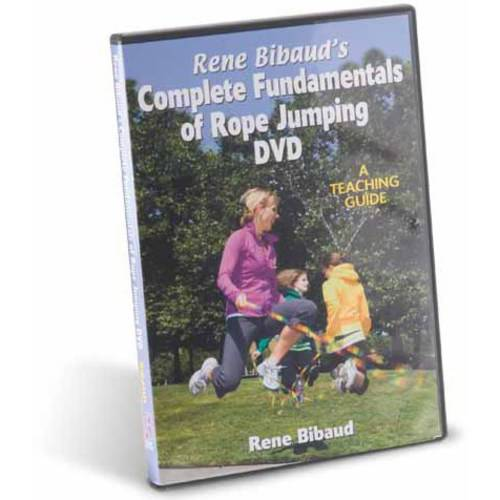 Fundamentals of Rope Jumping DVD