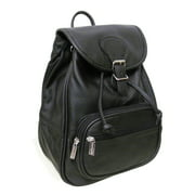 Ladie's Leather Backpack