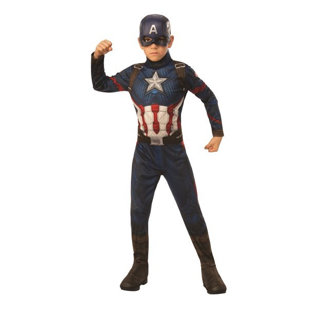 Captain America Avengers Endgame Boys Child Marvel Superhero Costume Walmart Com Walmart Com About this itemwe aim to show you accurate product information. captain america avengers endgame boys child marvel superhero costume