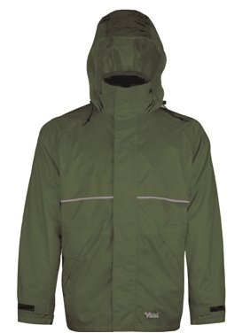 Big Men's Journeyman 420D Heavy Duty Rain Jacket