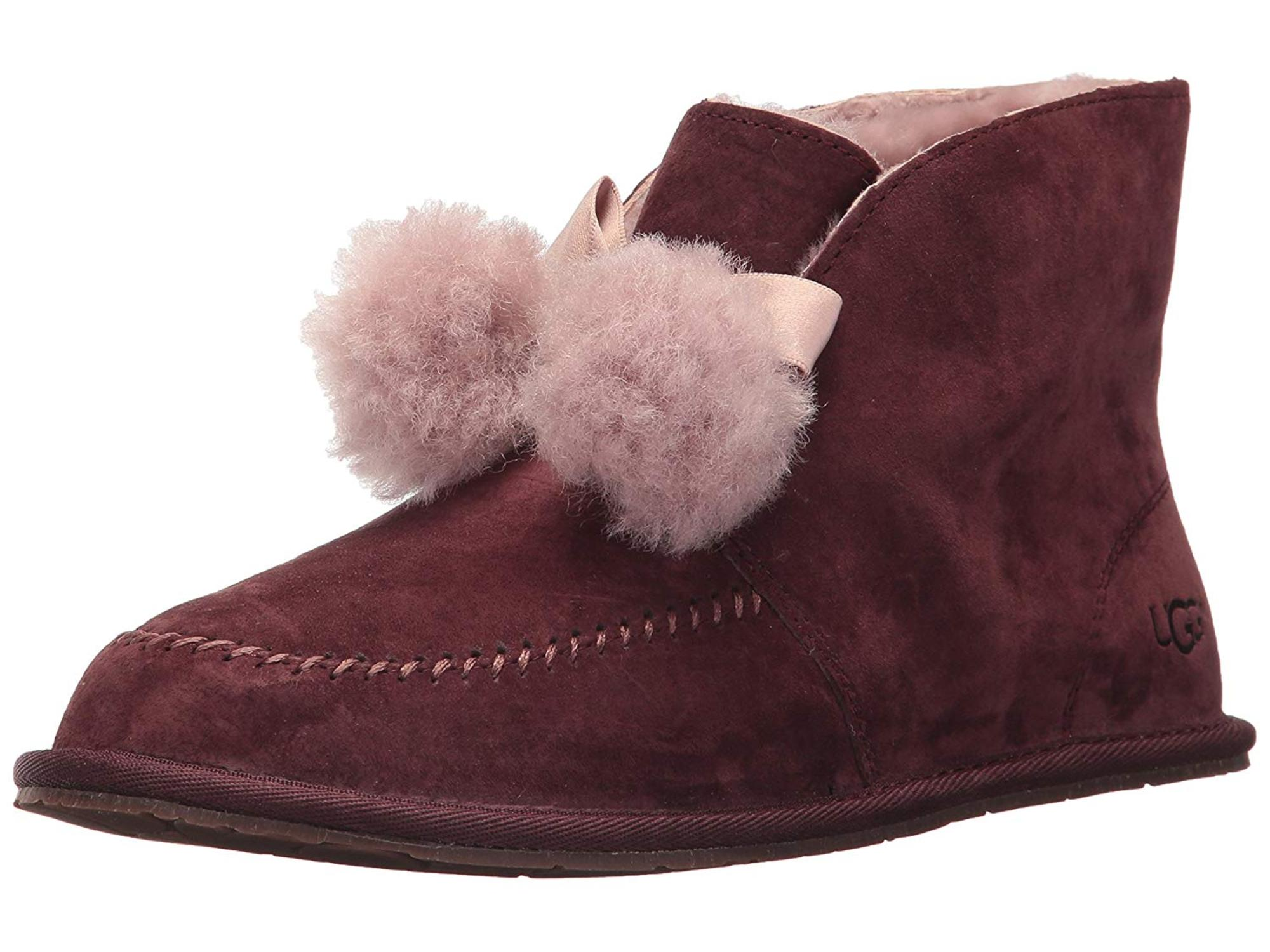 2546b15486f UGG Women's Kallen Slouch Boot, Cordovan, Size 12.0