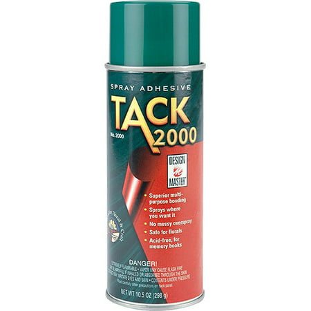 Design Master Spray Adhesive 10.5oz Tack 2000 ()